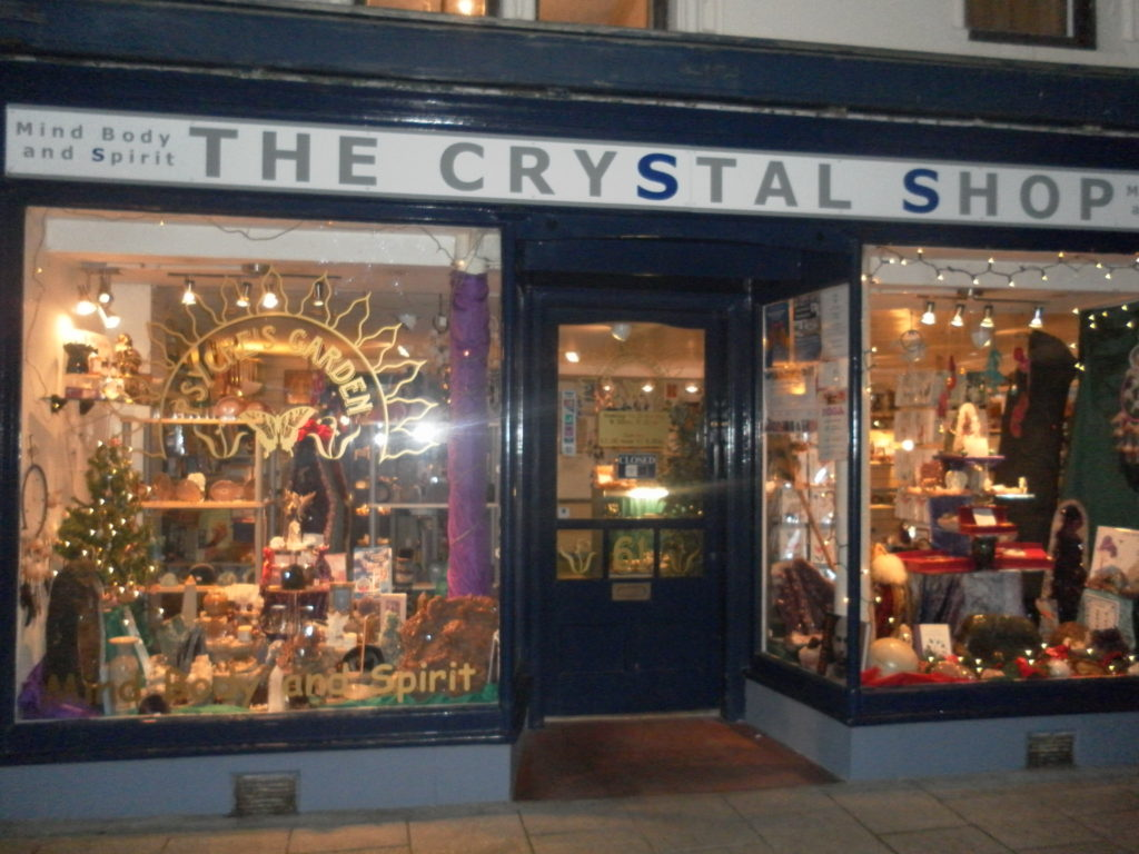 The Crystal Shop