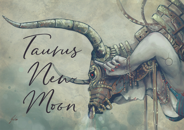Taurus New Moon 2018