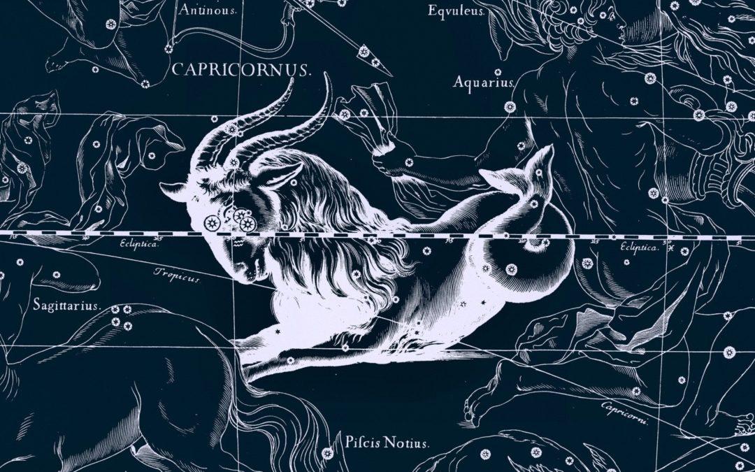 Capricorn Full Moon – Mars Rx 2018