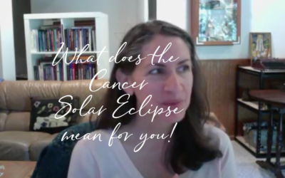 Cancer Solar Eclipse